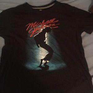 Micheal Jackson t shirt